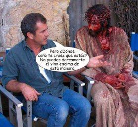 jesus sangre