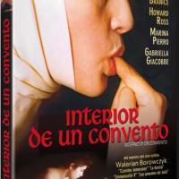 Interior de un convento y otras películas