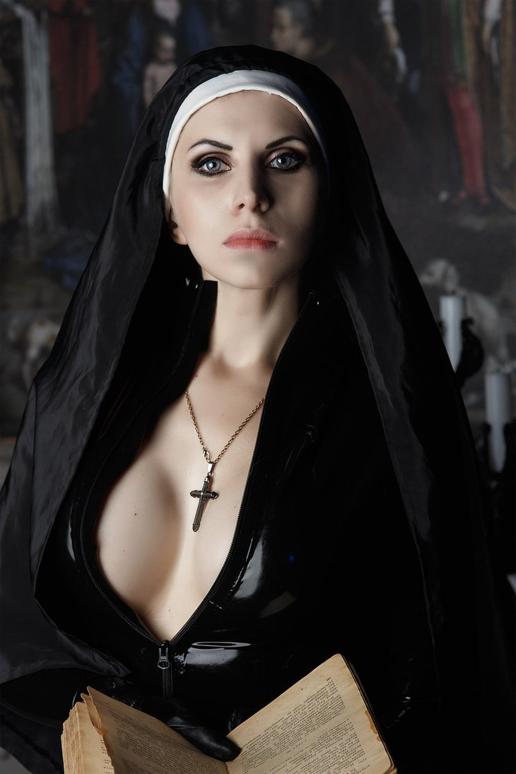 nun_fetish_by_elenasamko-d9egc89