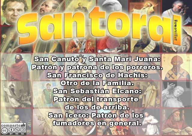 santoral b