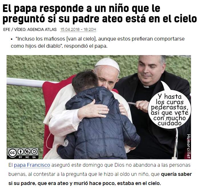 papa ateo