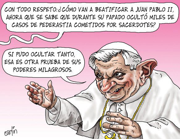 Benedicto-beatifica-Juan-Pablo