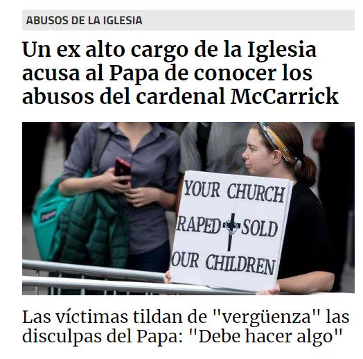 abusos iglesia