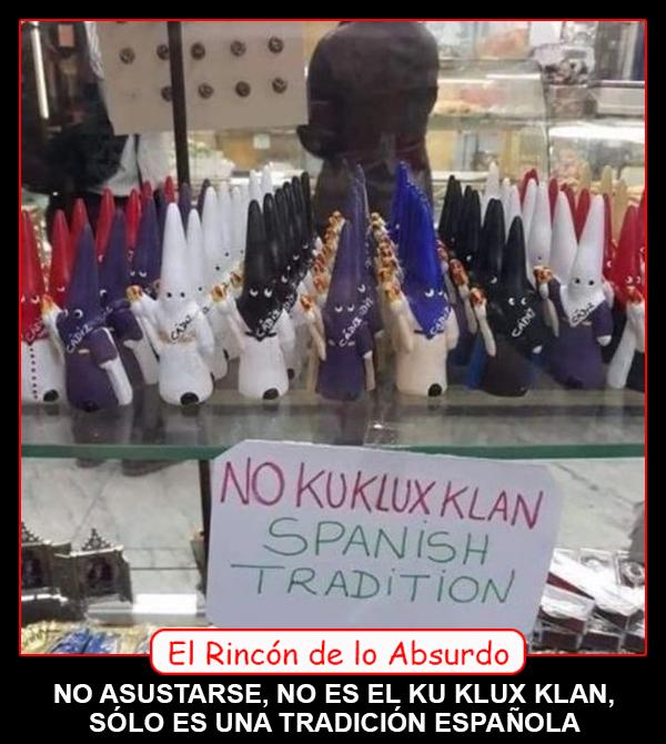 TRADICIÓN ESPAÑOLA