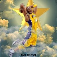 Kobe Bryant, una nueva estrella brillando en el cielo de los Ángeles