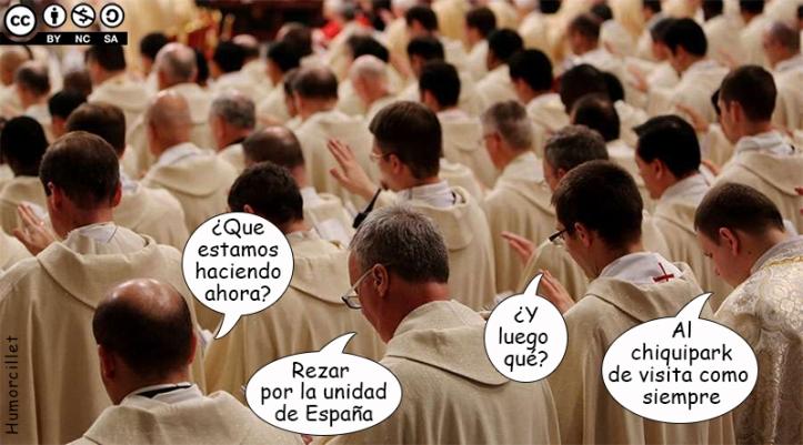 rezando por españa