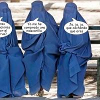 Burkas y Coronavirus