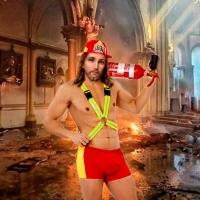 Jesucristo el bombero