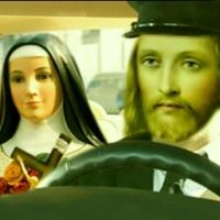 Jesucristo taxista