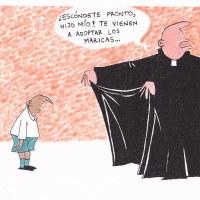 Pederastas y homófobos en la Iglesia