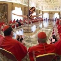 Fiesta en el Vaticano